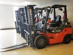 G-Series 2.0 - 2.50 Ton GAS LPG Forklift Image