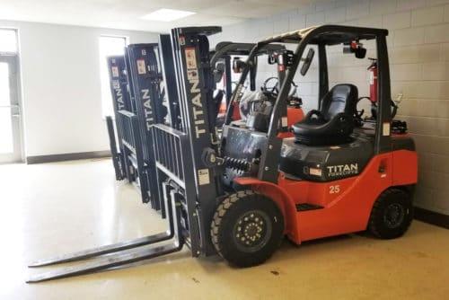 G-Series 2.0 - 2.50 Ton GAS LPG Forklift Image