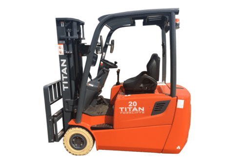 E-SERIES 1.6-2.0 TON ELECTRIC Forklift