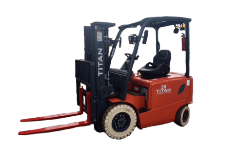 E-SERIES 2.0-2.5 TON ELECTRIC Forklift Image