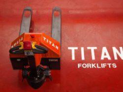 titan forklift walker