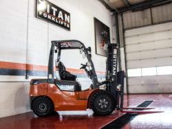 Titan 3.0 -3.5 Ton Diesel D-Series