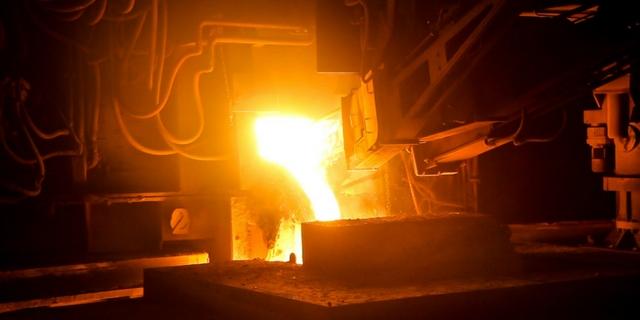 Forging Titan Forklifts