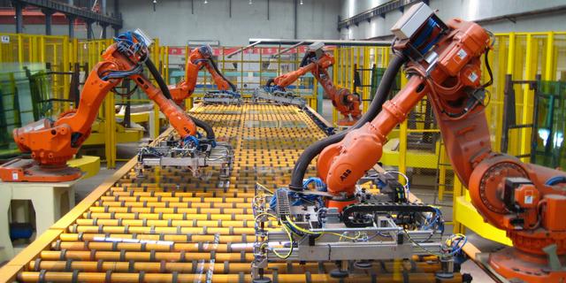 Manufacturing Titan Forklifts 2