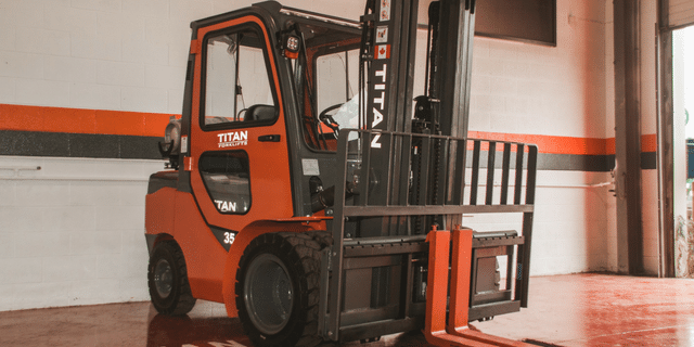 Titan Forklifts Accessories