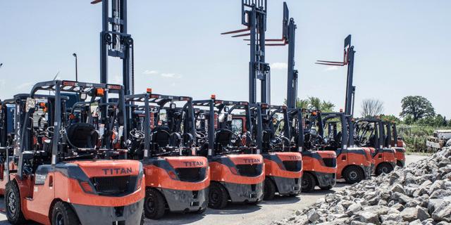 Titan Forklifts Safety