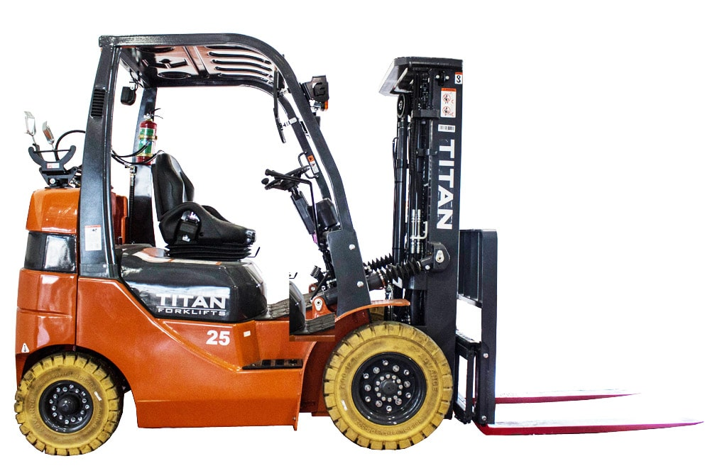 Titan 2.5 Ton Gas/LPG Box Car Special G-Series